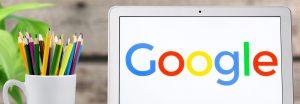Annonsering via Google bakgrund