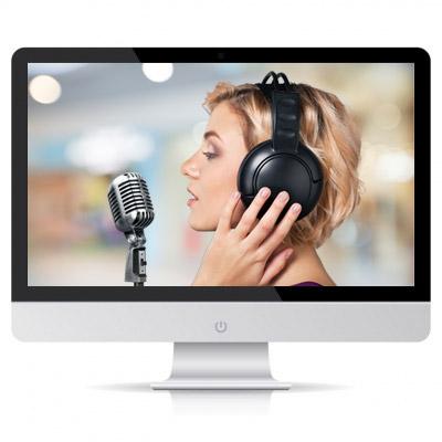 professionell röstinspelning till reklamfilm