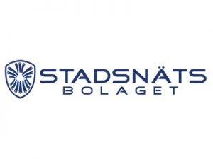 Stadsnätsbolaget Logo
