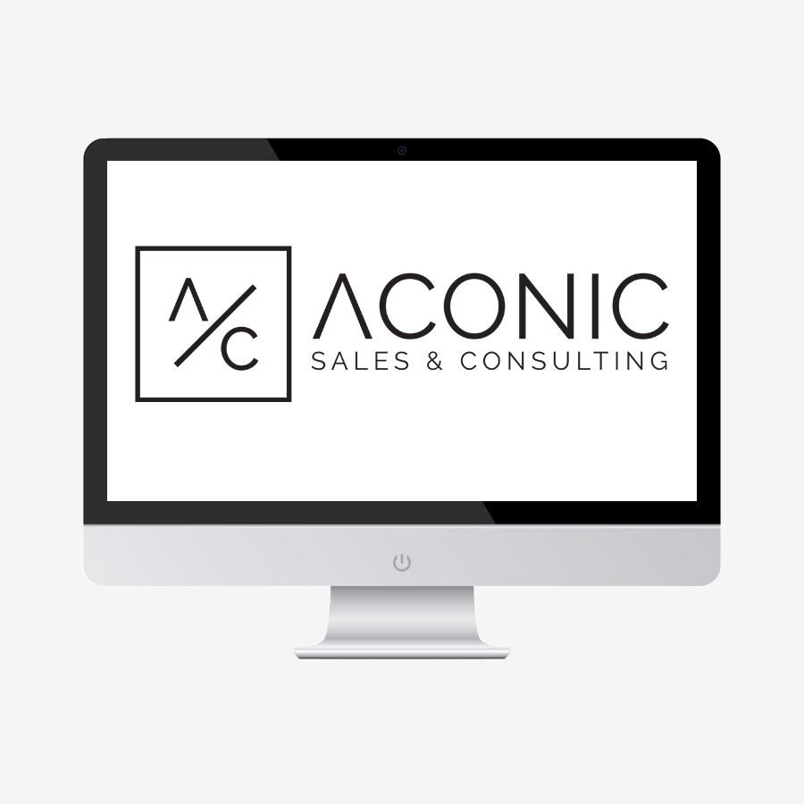 Aconic AB Logotyp