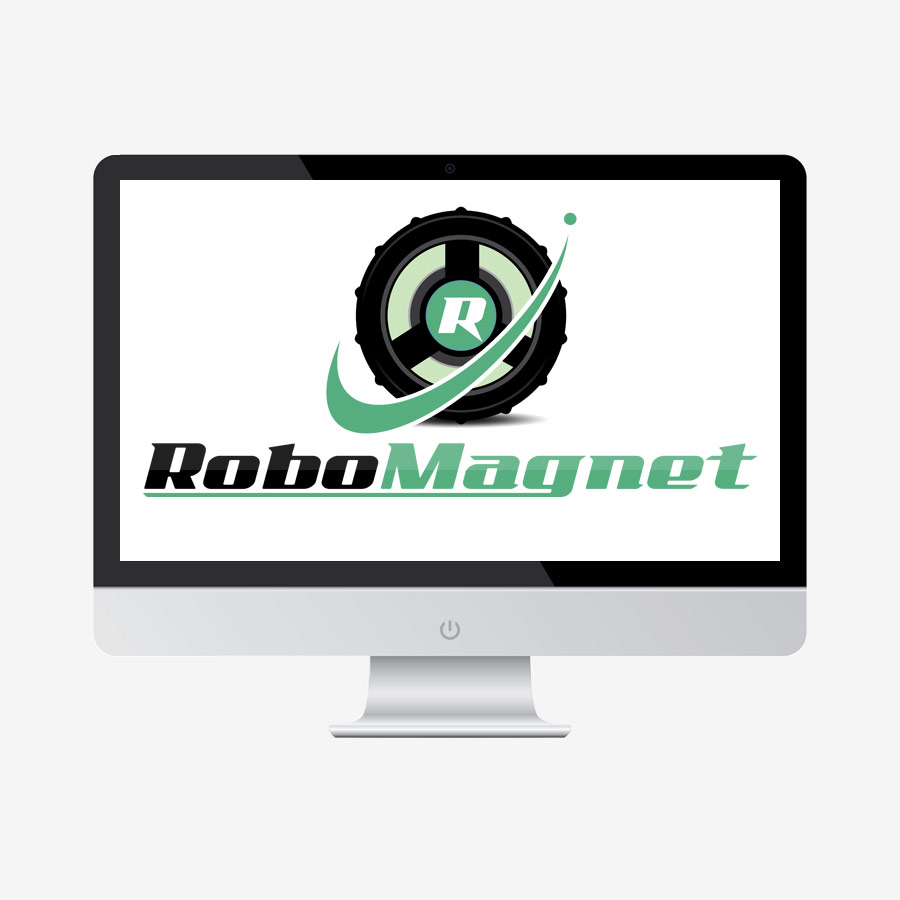 RoboMagnet Logotyp