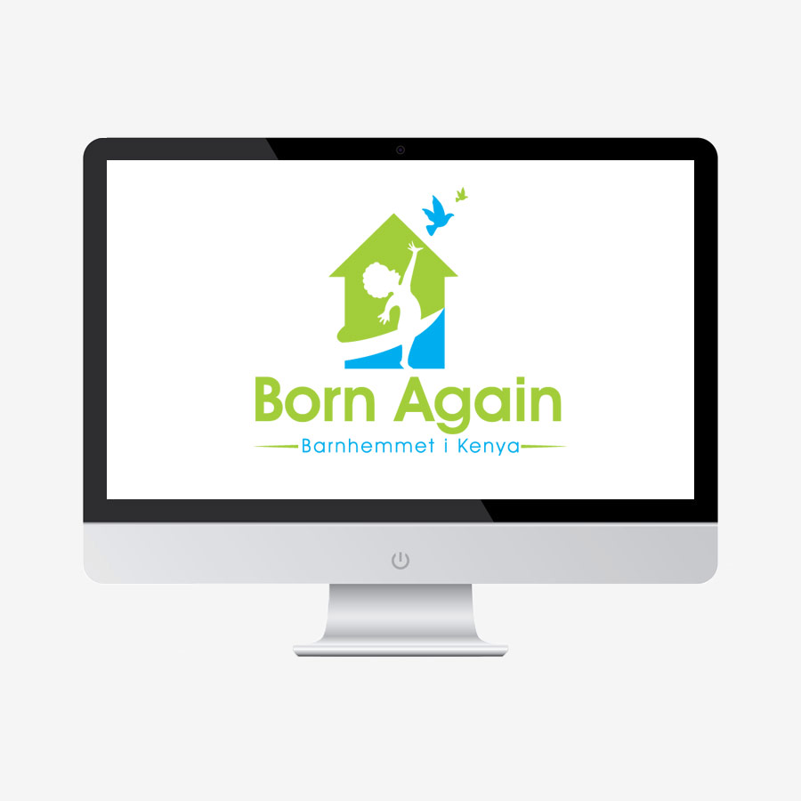 Born Again Logo