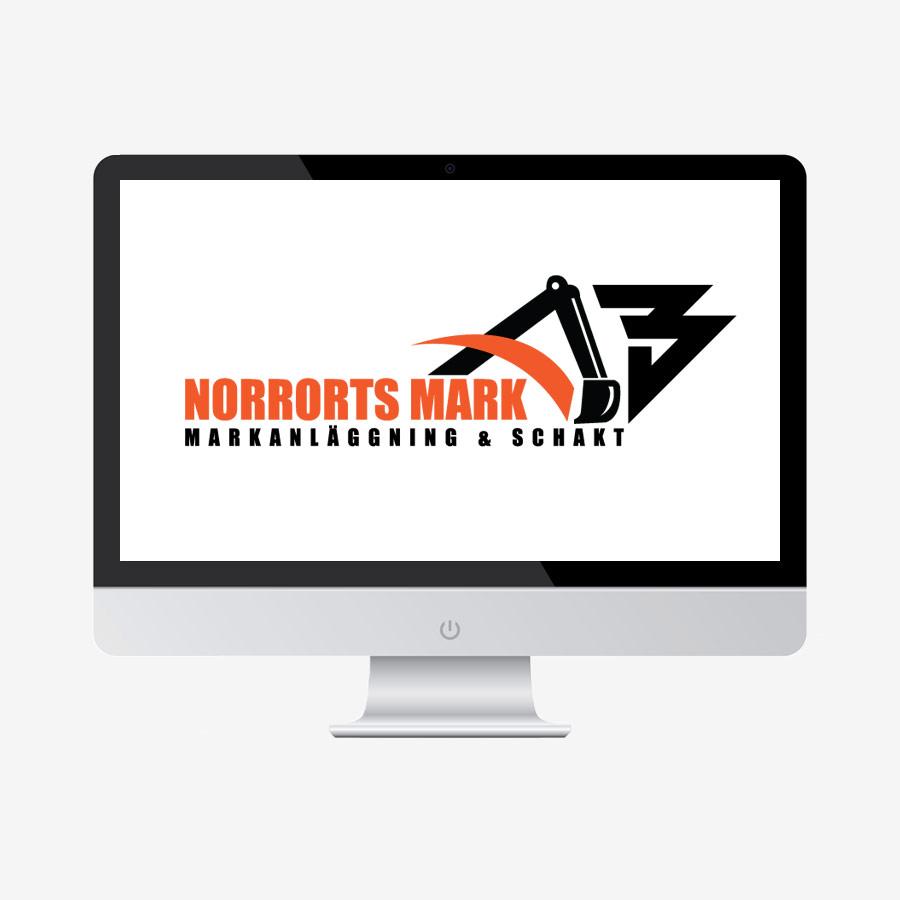 Norrortsmark AB Logo
