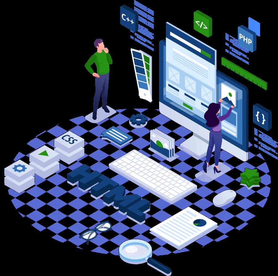 webbdesign-och-webbutvecklande
